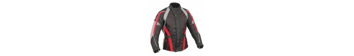 Textile Jackets For Men